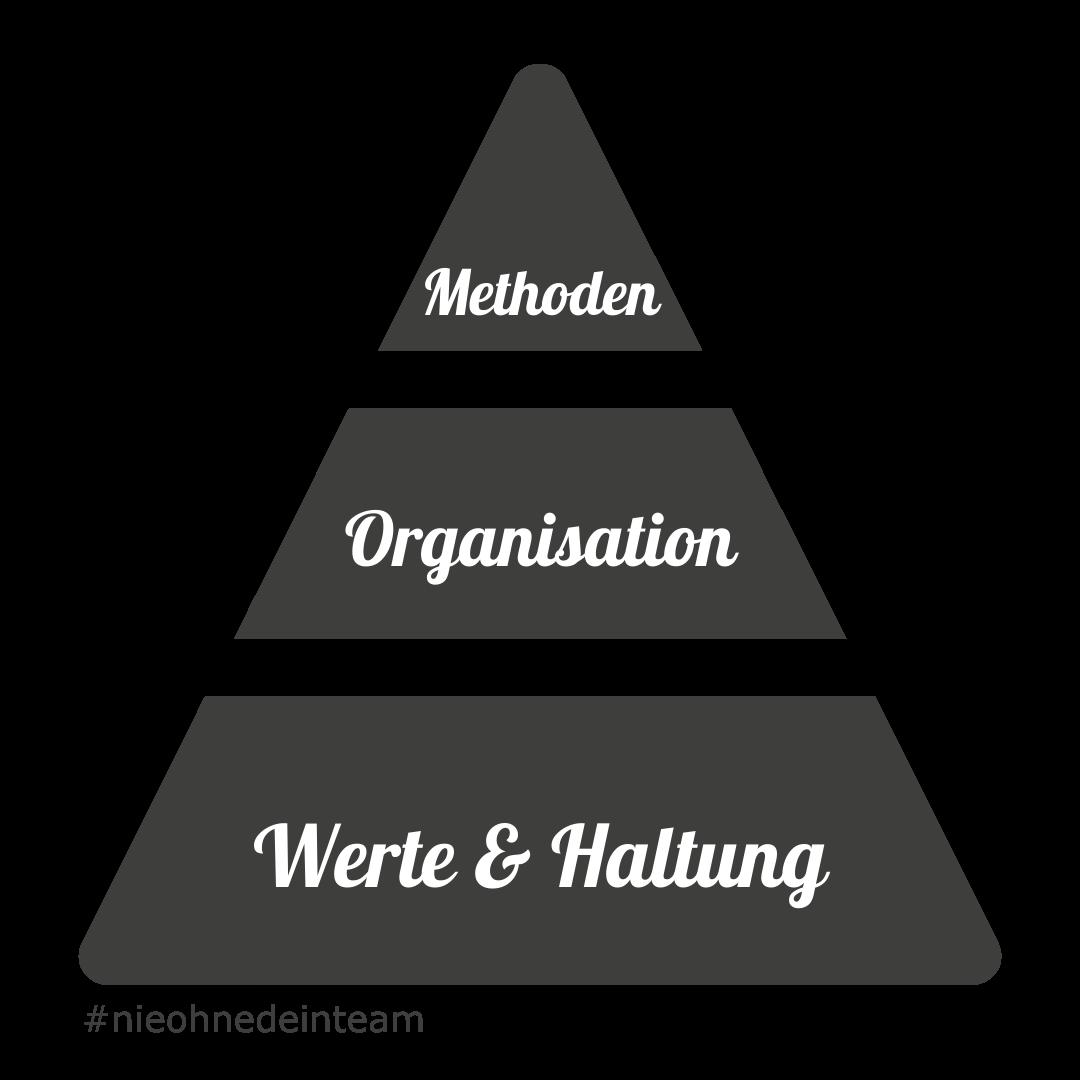 Leadership Pyramide Teammentoren